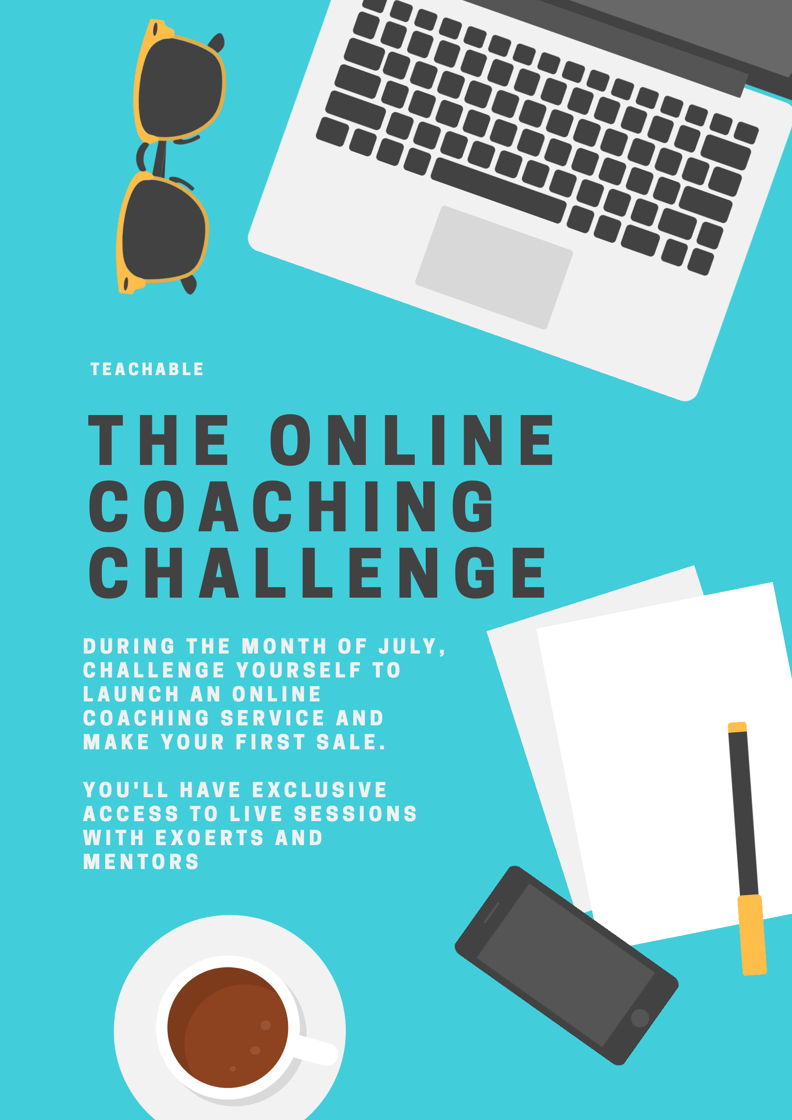 The Online Coaching Challenge